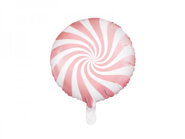Folienballon Candy rosa