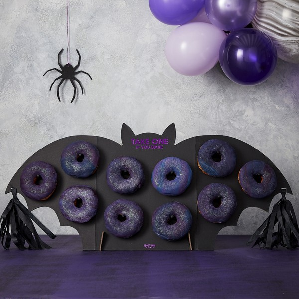 Donut Wall Let's get batty