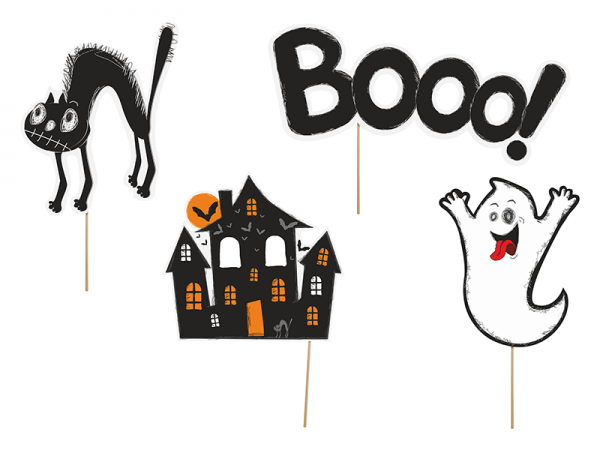 Photo Booth Set Booo!