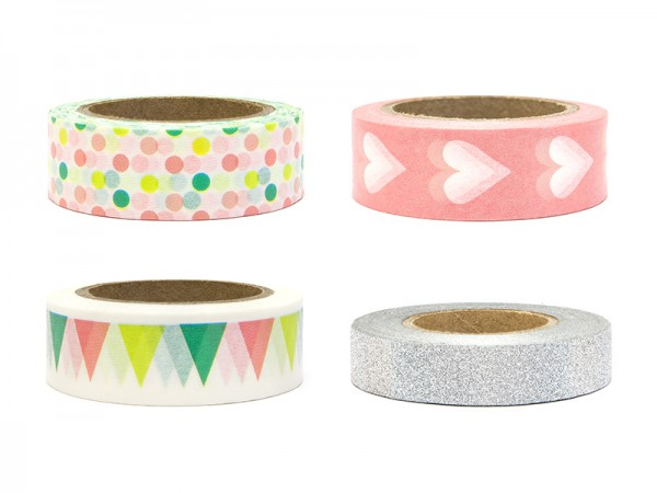 Washi Tape Set make a wish